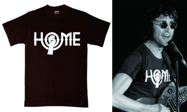 "John-Lennon-""Home""-T-shirt"